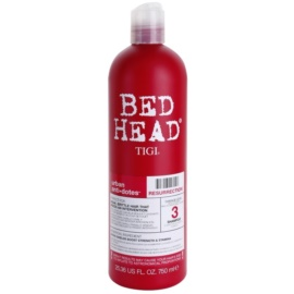 TIGI Bed Head Urban Antidotes Resurrection champô para cabelo fraco e cansado  750 ml