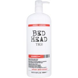 TIGI Bed Head Urban Antidotes Resurrection champô para cabelo fraco e cansado  1500 ml