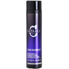 TIGI Catwalk Your Highness šampon za volumen  300 ml