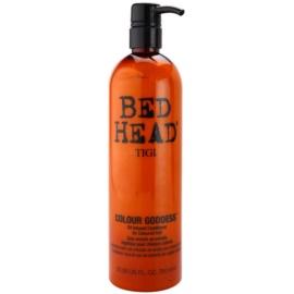 TIGI Bed Head Colour Goddess kondicionáló olaj festett hajra  750 ml