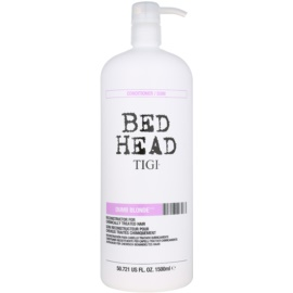 TIGI Bed Head Dumb Blonde acondicionador para cabello químicamente tratado  1500 ml