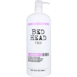 TIGI Bed Head Dumb Blonde sampon pentru parul tratat chimic  1500 ml