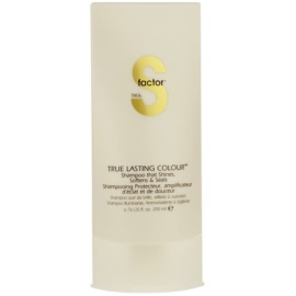 TIGI S-Factor True Lasting Colour šampon za barvane lase  200 ml