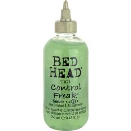 TIGI Bed Head Control Freak sérum pro nepoddajné a krepatějíci se vlasy  250 ml