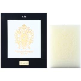 Tiziana Terenzi Gold Gold Rose Oudh vonná svíčka 10 cm