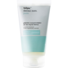 Tołpa Dermo Men hluboce čisticí gel na obličej  150 ml
