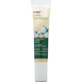 Tołpa Green Moisturizing zklidňující oční krém Cotton, Iris (Hypoallergenic) 15 ml