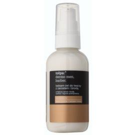 Tołpa Dermo Men Barber gel-bálsamo para suavizar el vello facial de los hombres  75 ml