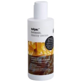 Tołpa Botanic Black Oats erneuerndes Shampoo zur Stärkung der Haare  200 ml