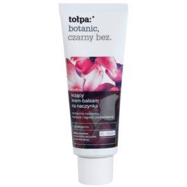 Tołpa Botanic Black Lilac crema de día calmante  para pieles sensibles  40 ml