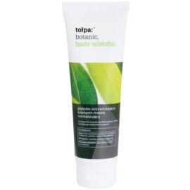 Tołpa Botanic White Willow šampon pro mastné vlasy a vlasovou pokožku  125 ml