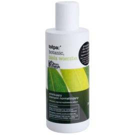 Tołpa Botanic White Willow normalizující šampon pro mastné vlasy a vlasovou pokožku  200 ml