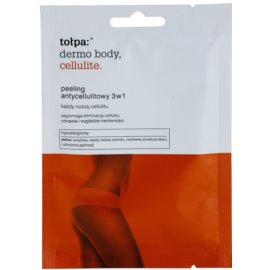 Tołpa Dermo Body Cellulite Bodypeeling gegen Cellulite 3 in1  42 g