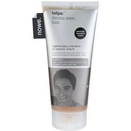 Tołpa Dermo Men Hair Regenierendes Shampoo für graues Haar  200 ml