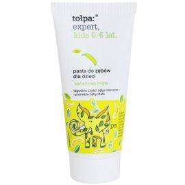 Tołpa Expert Kids 0-6 zubní pasta pro děti příchuť Banana Mint 50 ml