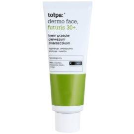 Tołpa Dermo Face Futuris 30+ Nachtcreme gegen die ersten Anzeichen von Hautalterung  40 ml