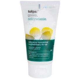 Tołpa Green Nutrition beruhigende und hydratisierende Creme für die Hände  75 ml