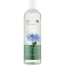 Tołpa Green Cleaning mizellares Wasser und Tonikum 2in1  400 ml