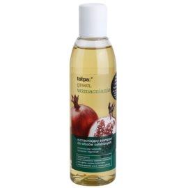 Tołpa Green Strenght champô para cabelo enfraquecido  200 ml