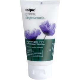 Tołpa Green Regeneration Fusscreme mit feuchtigkeitsspendender Wirkung  75 ml