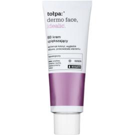 Tołpa Dermo Face Idealic BB Creme mit nährender Wirkung für das gleichmäßige und makellose Aussehen der Haut  40 ml