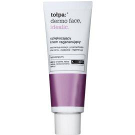 Tołpa Dermo Face Idealic regenerierende Nachtcreme für Haut mit kleinen Makeln  40 ml