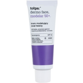 Tołpa Dermo Face Modelar 50+ Remodellierende Tagescreme SPF 10  40 ml