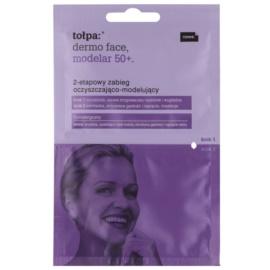 Tołpa Dermo Face Modelar 50+ oczyszczająco- modelujący zabieg dwu-etapowy  2 x 6 ml