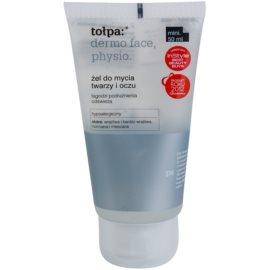 Tołpa Dermo Face Physio Waschgel für Gesicht und Augen  50 ml