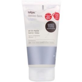 Tołpa Dermo Face Physio gel de limpeza para rosto e olhos  150 ml