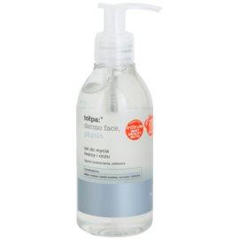 Tołpa Dermo Face Physio gel de limpeza para rosto e olhos  195 ml