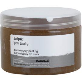 Tołpa Pro Body obnovujúci peeling s rašelinou  450 g