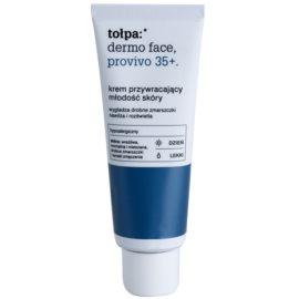 Tołpa Dermo Face Provivo 35+ leichte Tagescreme zur Verjüngung der Haut  40 ml