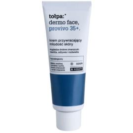 Tołpa Dermo Face Provivo 35+ eine reichhaltige Tagescreme zur Verjüngung der Haut  40 ml