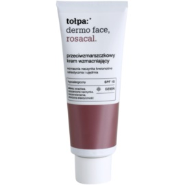Tołpa Dermo Face Rosacal stärkende Creme für geplatzte Äderchen LSF 15  40 ml