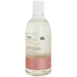 Tołpa Dermo Face Rosacal apa pentru  curatare cu particule micele pe fata si ochi  400 ml