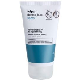 Tołpa Dermo Face Sebio gel limpiador para pieles grasas  150 ml