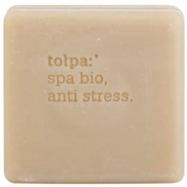 Tołpa Spa Bio Anti Stress detoxikační mýdlo s rašelinou  100 g