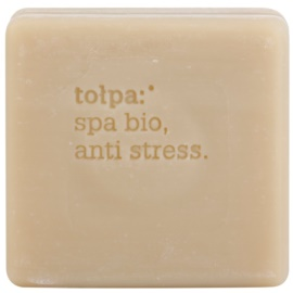 Tołpa Spa Bio Anti Stress detoxikáló szappan tőzeggel  100 g