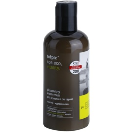 Tołpa Spa Eco Vitality Duschcreme mit glättender Wirkung  270 ml