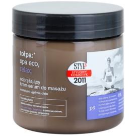 Tołpa Spa Eco Relax testvaj regeneráló hatással  250 ml