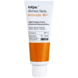 Tołpa Dermo Face Stimular 40+ creme antirrugas refirmante SPF 15  40 ml