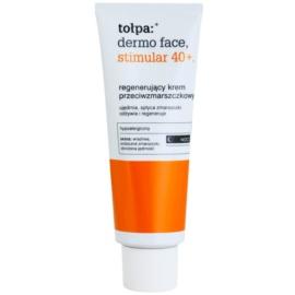 Tołpa Dermo Face Stimular 40+ regeneráló éjszakai krém a ráncok ellen  40 ml