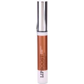 Tolure Cosmetics Lipboost luciu de buze pentru volum Caramel Rose 6 ml