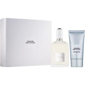 Tom Ford Grey Vetiver Geschenkset I.  Eau de Parfum 50 ml + After Shave Balsam 75 ml