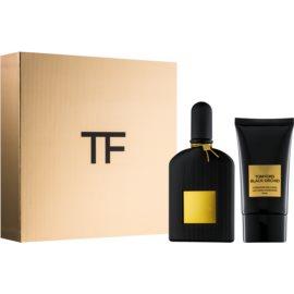 Tom Ford Black Orchid coffret cadeau I.  eau de parfum 50 ml + émulsion hydratante 75 ml