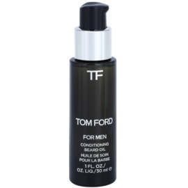 Tom Ford Men Skincare óleo de barbear com aroma de baunilha e tabaco  30 ml