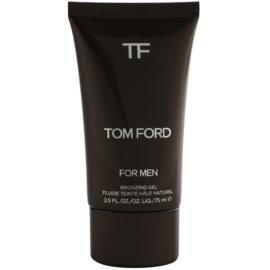 Tom Ford For Men autobronceador facial en gel-crema para un aspecto natural  75 ml
