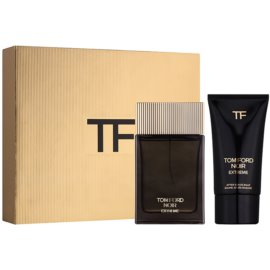 Tom Ford Noir Extreme Geschenkset I.  Eau de Parfum 100 ml + After Shave Balsam 75 ml