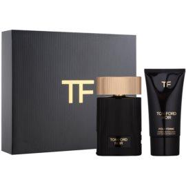 Tom Ford Noir Pour Femme подаръчен комплект I.  парфюмна вода 50 ml + мляко за тяло 75 ml